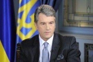 Ющенко: Тимошенко і Янукович хочуть отримати владу на 10 років