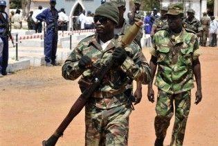 Військові застрелили кандидата в президенти Гвінеї-Бісау