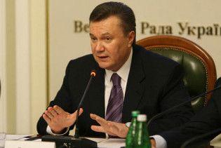 """Янукович розповів, навіщо перед """"ширкою"""" зірвався у Москву"""