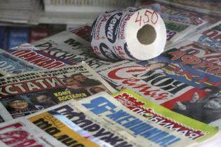 БЮТ, Партія регіонів та Блок Литвина стали лідерами замовних статей