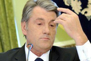 Ющенко: створення широкої коаліції зірвали журналісти
