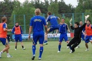 Збірна Україна прибула на найважливіший матч року