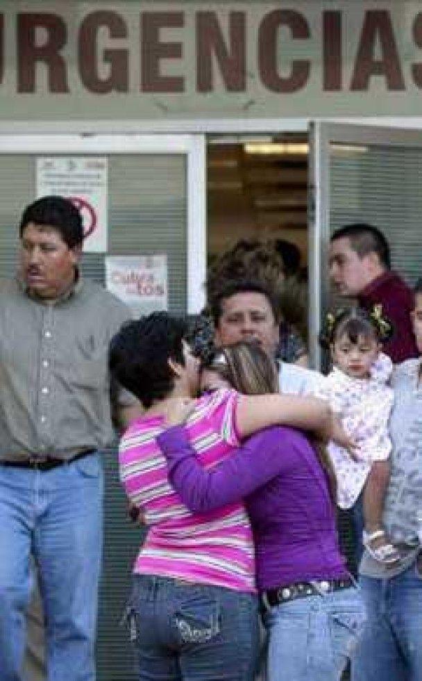 В результаті пожежі в дитсадку в Мексиці загинула 31 дитина