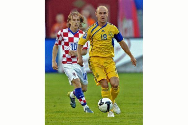 Україна 2:2 Хорватія. Фотозвіт