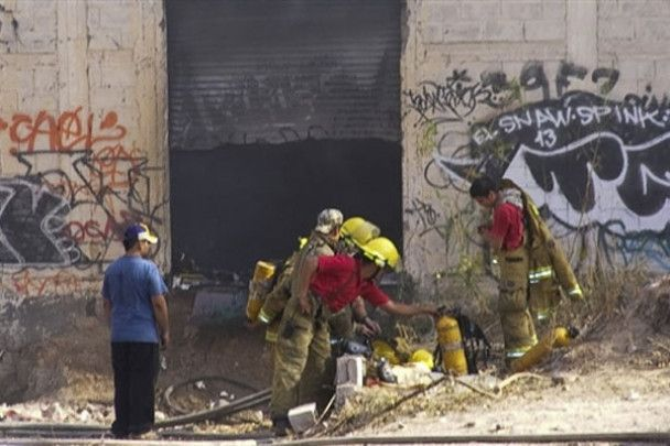 Пожежа в мексиканському дитсадку