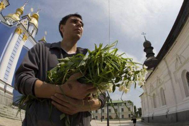 Світ відзначив зелене Свято Трійці