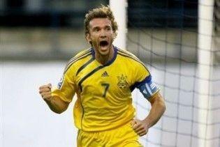 Андрій Шевченко не зіграє проти Казахстану