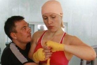 Костя Цзю побив абсолютну чемпіонку з боксу