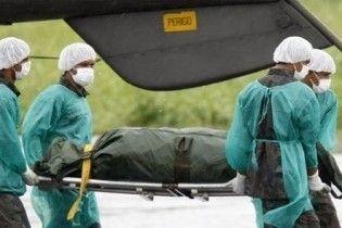 В районі катастрофи літака Air France знайшли тіла 41 загиблого