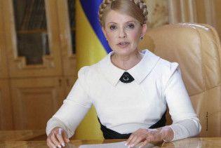 Тимошенко: підготовка до Євро-2012 проводиться успішно
