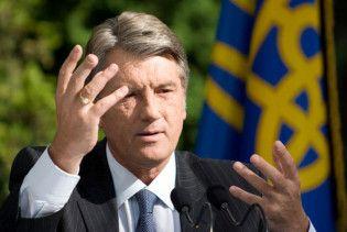 Ющенко: подав руку Тимошенко або Януковичу – рахуй пальці