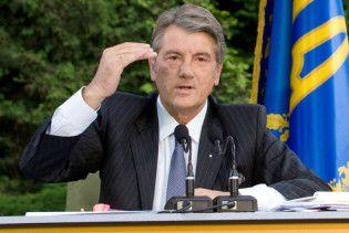 ПР: Ющенко виправдовувався перед Мєдвєдєвим, як школяр