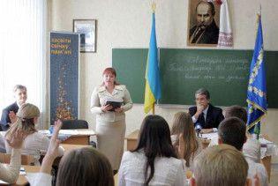 У школах ввели поглиблене вивчення Голодомору і ОУН-УПА