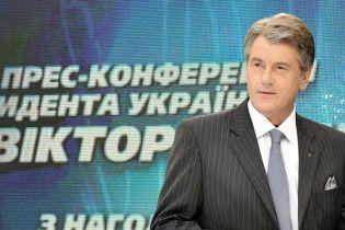 Ющенко пропонує потратити мільйони, зароблені на пиві, на охорону здоров'я