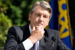 Ющенко відповів на звинувачення Мєдвєдєва
