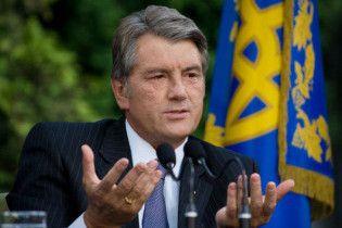 Ющенко вважає, що найбільше за всіх постраждав від демократії