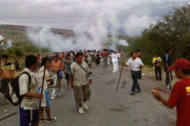 Індіанці стали на захист Амазонії