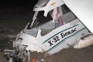 Приватний літак розбився під час підготовки до продажу