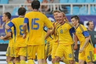 Україна займає 25-те місце у світовому футбольному рейтингу