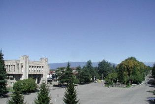 На вокзалі в західній Грузії сталася серія вибухів