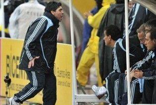 Марадона зазнав чергової поразки