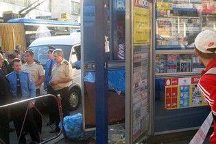 У вибуху кіоску в столиці звинуватили Черновецького