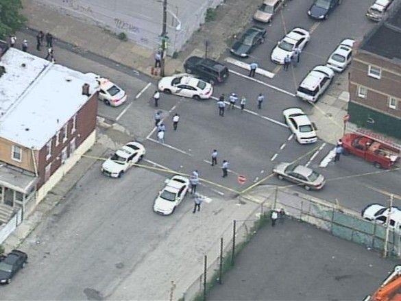 Аварія у Філадельфії