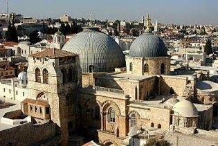 У храмі Гроба Господня знайшли мертвого священика