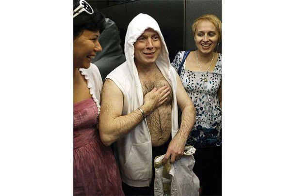 Віктор Сухоруков залишився без штанів