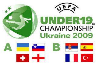 Євро-2009 в Донецьку та Маріуполі: календар всіх матчів