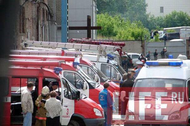 У Красноярську обрушився офісний центр: є загиблі