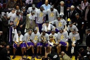 """""""Лос-Анджелес Лейкерс"""" - 15-разові чемпіони НБА"""