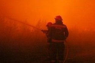 У центрі Лондона сталася сильна пожежа