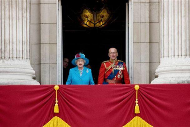 Британія відсвяткувала день монарха