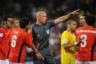 Єгипет подав протест на матч з Бразилією