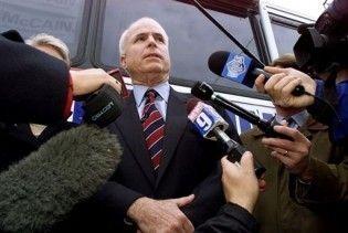 Маккейн закликав Китай змінити режим у КНДР