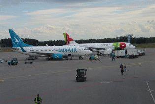 Аеропорт Люксембурга відмовлявся приймати Тимошенко