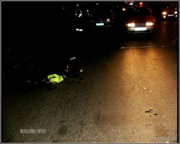 Випивши 6 літрів пива, дівчина на смерть збила міліціонера