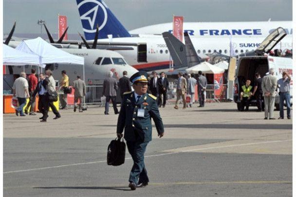"""Авіасалон """"Ле Бурже-2009"""" у Франції"""