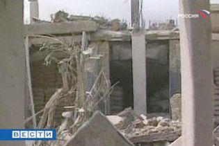 У Москві завалився будинок. З-під руїн дістали двох людей