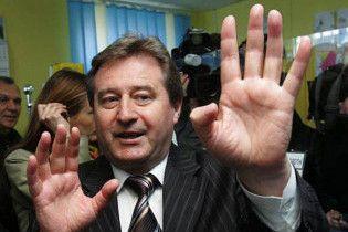 Вінський: мене призначили головним корупціонером країни
