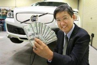 Китайці купують автовиробника Volvo