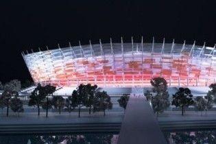 Польща готова до Євро-2012 на 35 відсотків