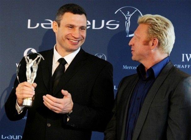 """Віталій Кличко - володар спортивного """"оскара"""""""
