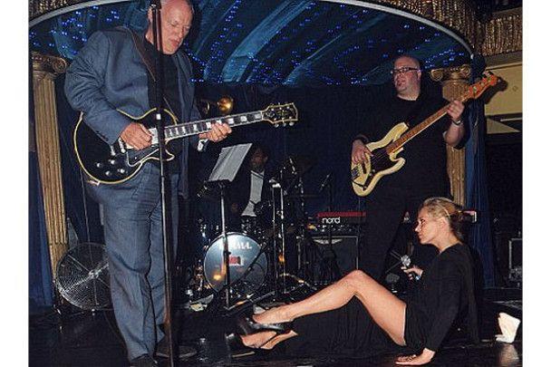 Кейт Мосс заспіває на вечірці за 250 тисяч євро