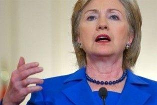 Клінтон пообіцяла заблокувати резолюцію про геноцид вірмен