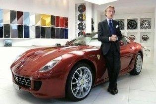 Президент Ferrari виставив на аукціон особистий суперкар