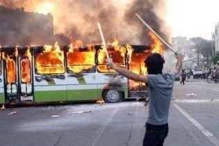В Ірані поновилися акції протесту