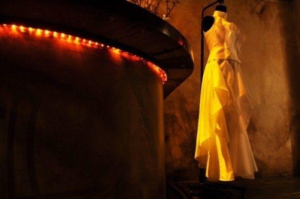 Перше весілля в умовах невагомості