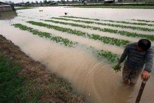 Тропічний шторм в Китаї вже завдав збитків на 50 мільйонів доларів
